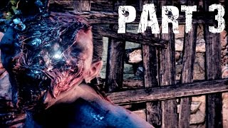 The Evil Within part 3- Chair of Upgrades, Barbed wire light, Solid Snake