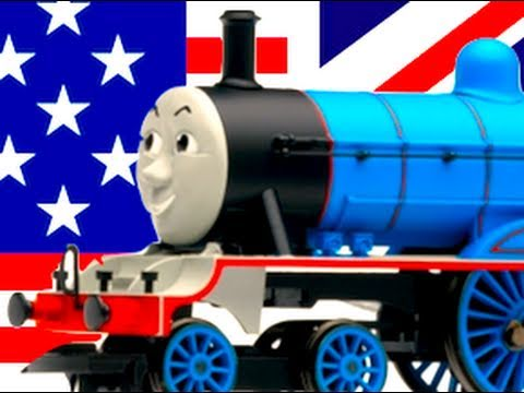 Hornby Edward vs Bachmann Edward : Thomas & Friends Range UK vs USA!!!