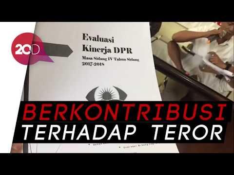 Formappi Tuding DPR Bertanggung Jawab atas Aksi Teror