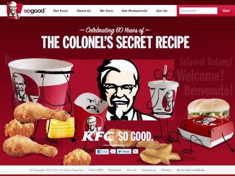 Masih Berminat Makan di KFC?