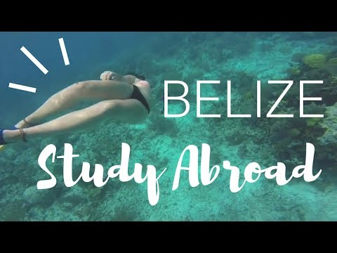 Marymount University Belize Study Abroad 2016
