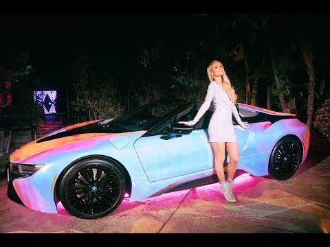 Paris Hilton's #SLIVING Birthday Party