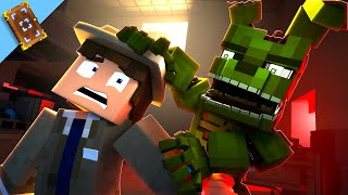 """Follow Me"" [VERSION A] FNAF Minecraft Animated Music Video (Song by TryHardNinja)"