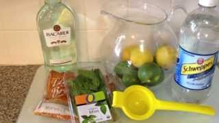 Mojito Pitcher Recipe!