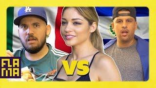 Mexicans vs. Salvadorans