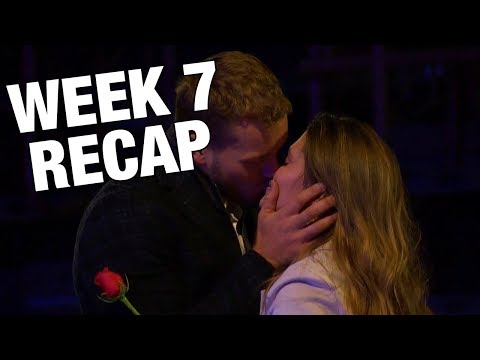 Bachelor Breakdown - Week 7 Colton's Season Recap