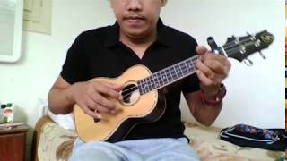 Perfect - Ed Sheeran - Ukulele Fingerstyle Cover