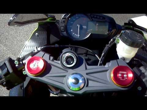 Kawasaki Zx6r Supersport Alcoa Good Times