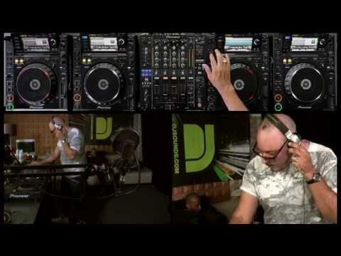 Roger Sanchez - DJsounds Show 2012