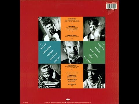 Jean-Luc Ponty - Tchokola (Full Album)
