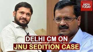 Delhi CM On JNU Sedition Case: Decision On Kanhaiya Sedition Case Taken Already