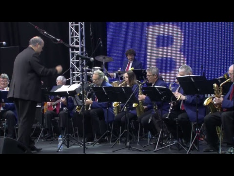 muba 2017 Live Acts: FMB Big Band