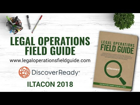 DiscoverReady Interview at ILTACON2018 - Michael Jeffrey Glick