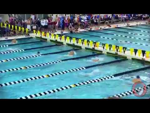 Caeleb Dressel 1:40.61 200 IM 2017 Purdue Invite