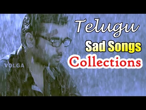 Telugu Back 2 Back Love Failure And Sad Songs - Video Songs Jukebox
