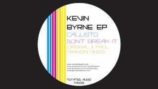 Kevin Byrne - Callisto (Original Mix) - MA002 - (MUTATED AUDIO)
