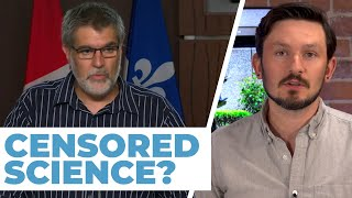 The Censorship Of Scientists & Doctors Has Gone Too Far | Dr Byram Bridle