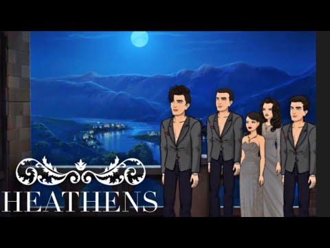Heathens (episode 14) episode choose your story