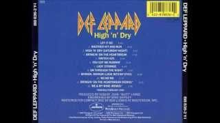 You Got Me Runnin - Def Leppard (High