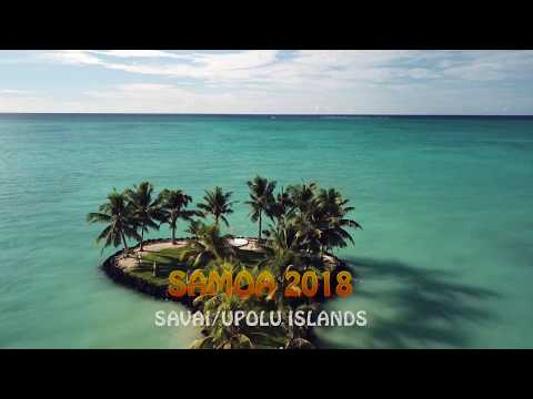 Samoa by drone!!!
