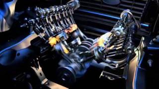 4 nouveaux moteurs du F-150 - Moteur V8 de 5 L
