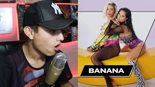 Baixar [Reaccion] Anitta With Becky G - Banana (Official Music Video) - Themaxready