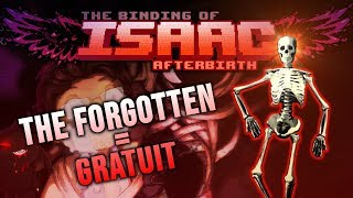 Spooky Scary Forgotten 💀[Binding Of Isaac Afterbirth +]