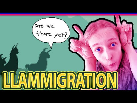 Llammigration – A South American Journey! ~