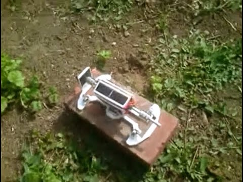 Mendocino Motor - How to make - Solar Engine - 3D printing D