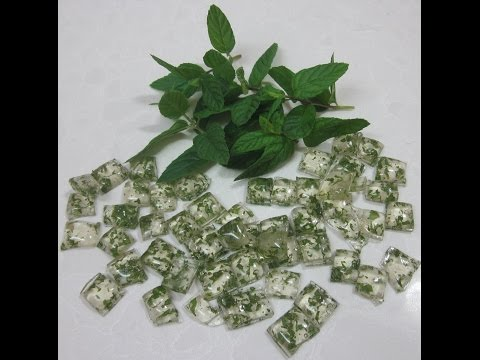 Real Mint candies - natural and organic!