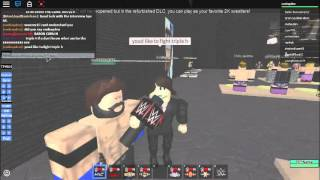 Roblox aj styles gets interviews and asked who hed like to fight