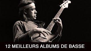 Gambar cover MES 12 MEILLEURS ALBUMS DE BASSE /// My 12 Best Bass Albums
