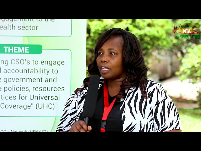 Dr Mercy Onsando comments on NHIF Reforms