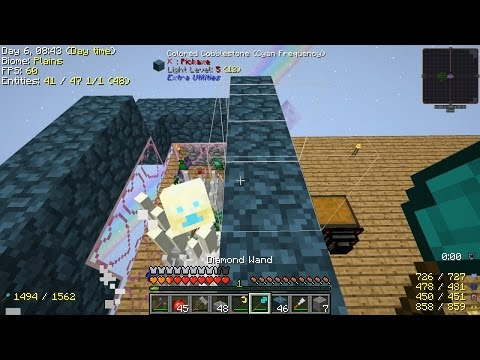 Minecraft - Project Ozone 2 #3: Tinkers Smeltery