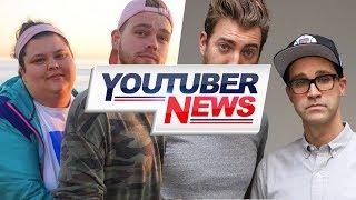 Elijah Daniel Bans Straight People, Rhett & Link Testicle Fun AND MORE! | YouTuber News
