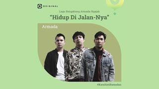 Armada - Hidup Di Jalan-Nya (Official Music Video)