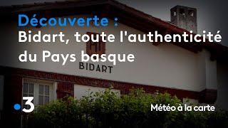 Bidart, toute l'authenticité et le charme du Pays basque - Météo à la carte