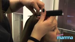 Acconciature per bambine: ecco i consigli della parrucchiera