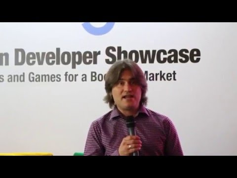 Indonesian Developer Showcase  - Jason Titus