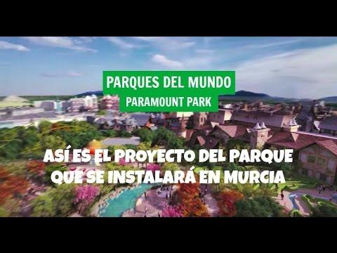 Así será Paramount Park en Murcia .