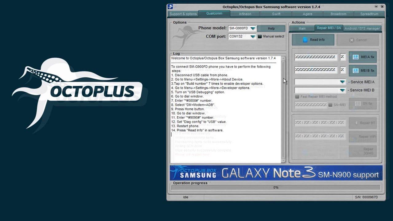 جميع تحديثات Octopus Box هنا (آخر تحديث v 2 5 6) كل الدعم الجديد
