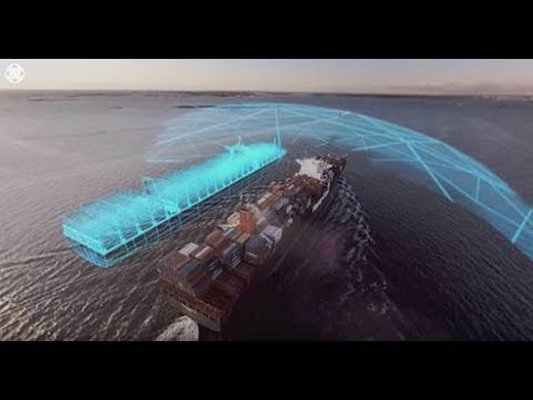 360 VR 3D - Maritime Digital Journey into the future of shipping