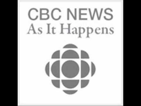 CBC NEWS As It Happens 1986