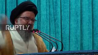 Iran: Hardline cleric says Iran will reduce Tel Aviv to dust if threatened