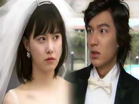 Min Ho & Hye Sun MV