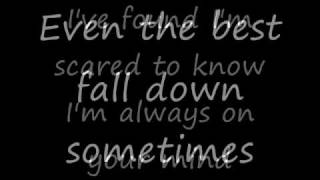Howie Day- Collide- With Lyrics
