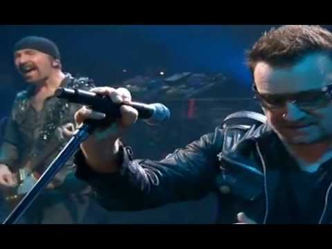 U2 at Glastonbury 2011 - Out Of Control