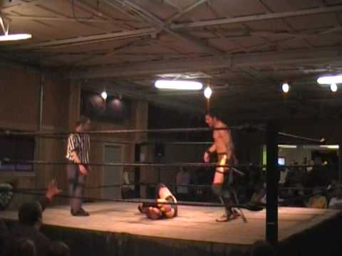 Dave Allen vs Tommy Gage part 2