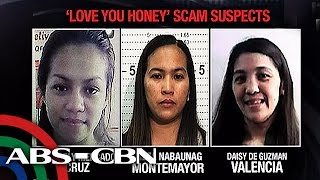 TV Patrol: 'Love You Honey' scam, panoorin