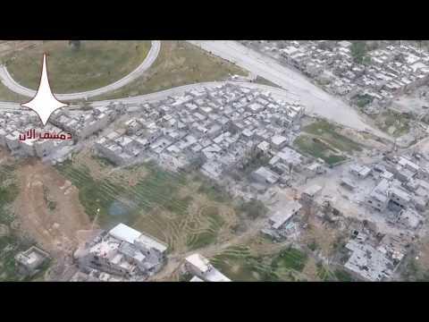 """""""Змей Горыныч"""" сжег позиции террористов в Дамаске"""